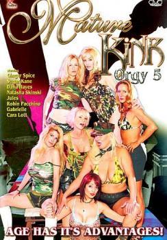 Mature Kink Orgy #5