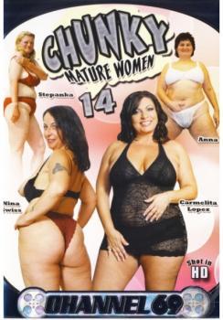 Chunky Mature Women #14