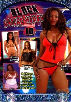 Black Mature Women #10