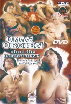 Omas orgien sind die besten