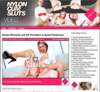 NylonCumSluts - SITERIP
