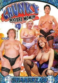 Chunky Mature Women #9