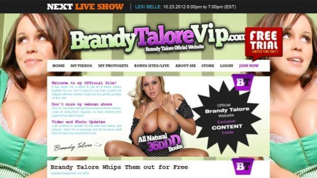 BrandyTaloreVIP - SiteRip
