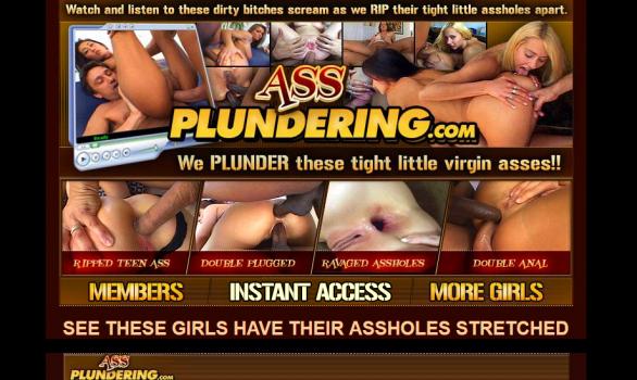 AssPlundering - SiteRip