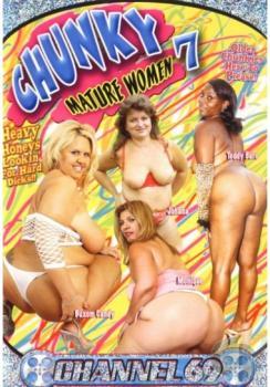 Chunky Mature Women #7