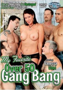 My Favorite Over 50 Gang Bang