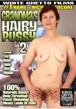 Grandmas Hairy Pussy #2