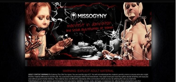 Missogyny - SiteRip