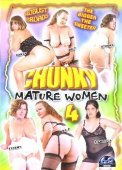 Chunky Mature Women #4