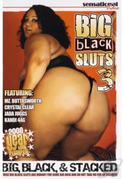 Big Black Sluts #3